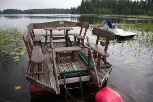 Vandens dviračiai, plaustai ir valtys